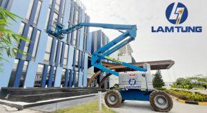 Cho thuê xe nâng người tự hành tại Thường Tín